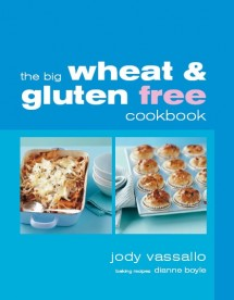Front Cover Big Wheat Free Cookbook