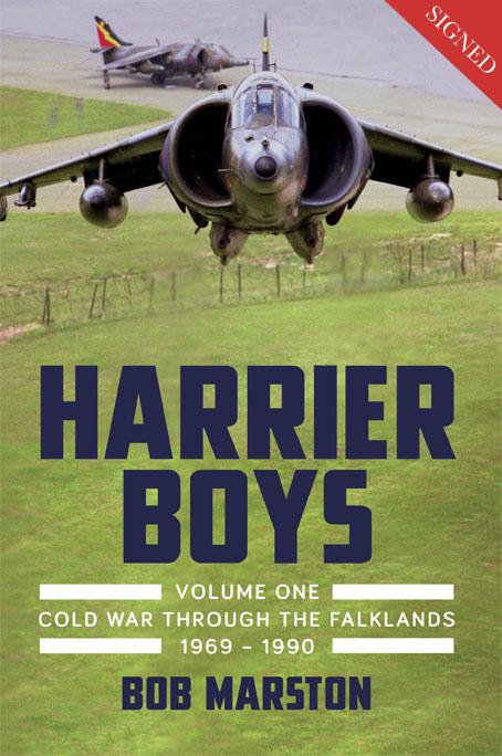 HarrierBoys