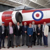 Mel Evans, Bryan Elliott, Brian Bullock, Jack Broughton, Steve Bond, Malcolm Elliott, Ed Durham, Peter Day low res